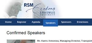 RSM Symposium 2007