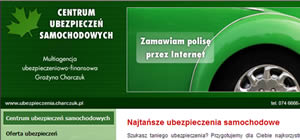 Multiagencja ubezpieczeniowa Charczuk.pl